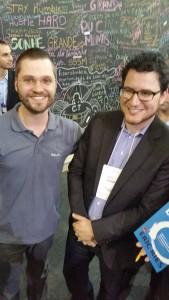 Eric Ries + Fernando Bresslau @Aceleratech #HSM-Expo2015